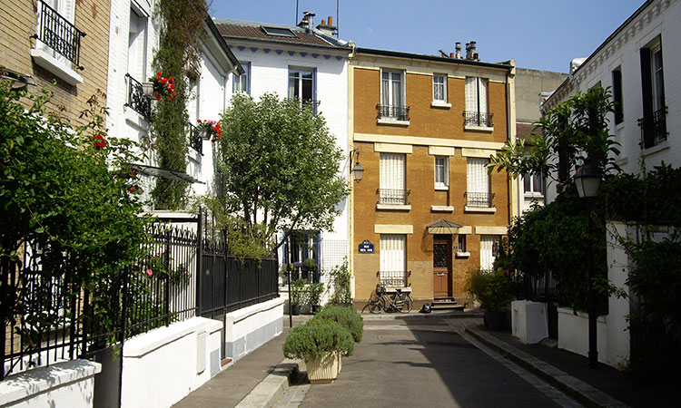 Luxury real estate in the 13th district of Paris
