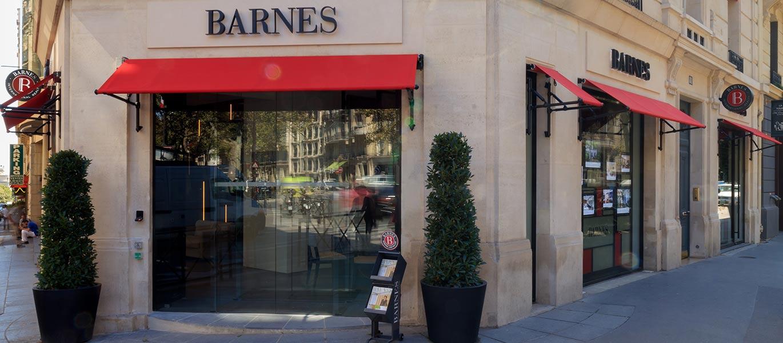 BARNES PRIVATE OFFICE PARIS / BIENS D'EXCEPTION