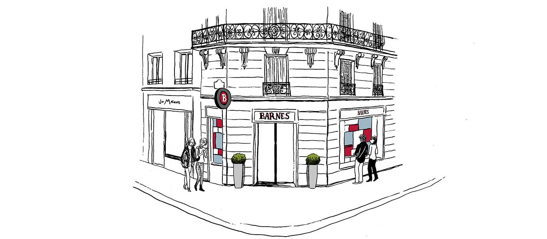 BARNES PASSY-LA MUETTE