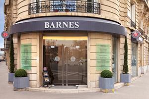 Contact - BARNES Paris