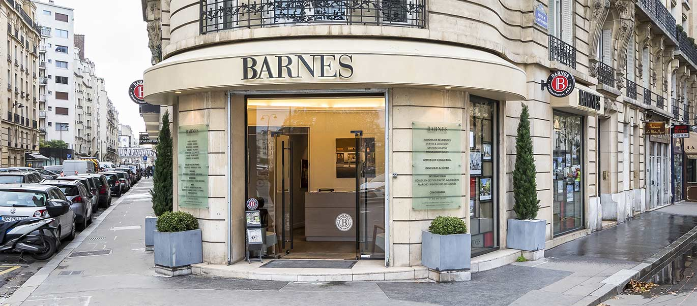 BARNES PARIS 15