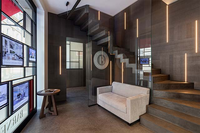 Luxury real estate agency BARNES TROCADERO