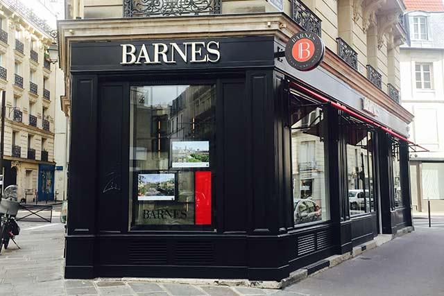Agence immobilière de prestige BARNES PARIS EST