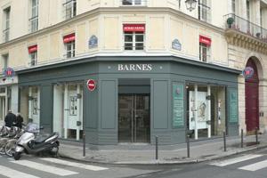 Luxury real estate agency BARNES PIED-À-TERRE SAINT-GERMAIN-DES-PRÉS