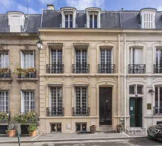 Hôtel particulier Paris 75016 - Ref 2834022