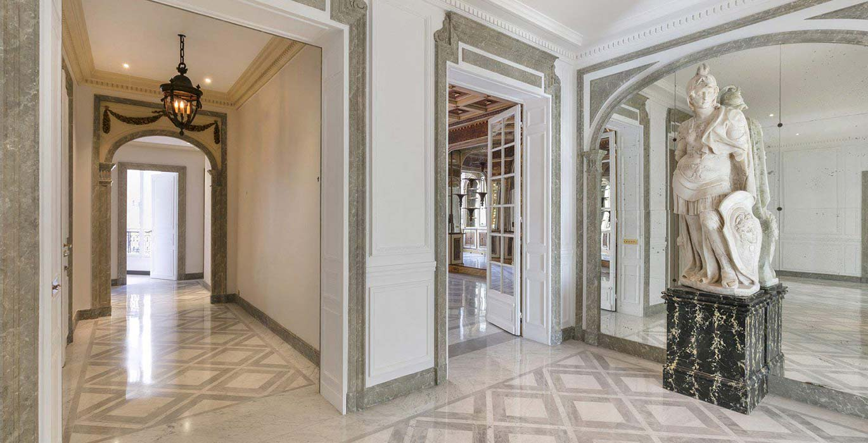 Paris 75008 - France - Apartment , 8 rooms, 5 bedrooms - Slideshow Picture 3