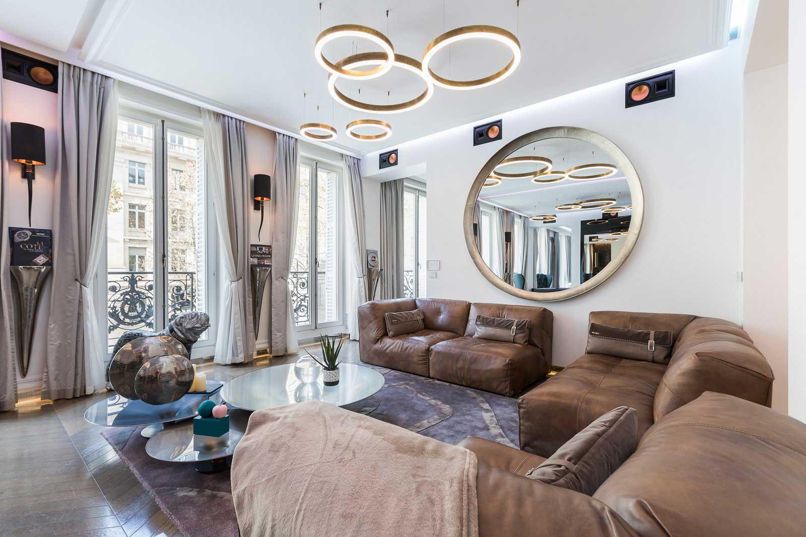 Paris 75016 - France - Apartment , 6 rooms - Slideshow Picture 2