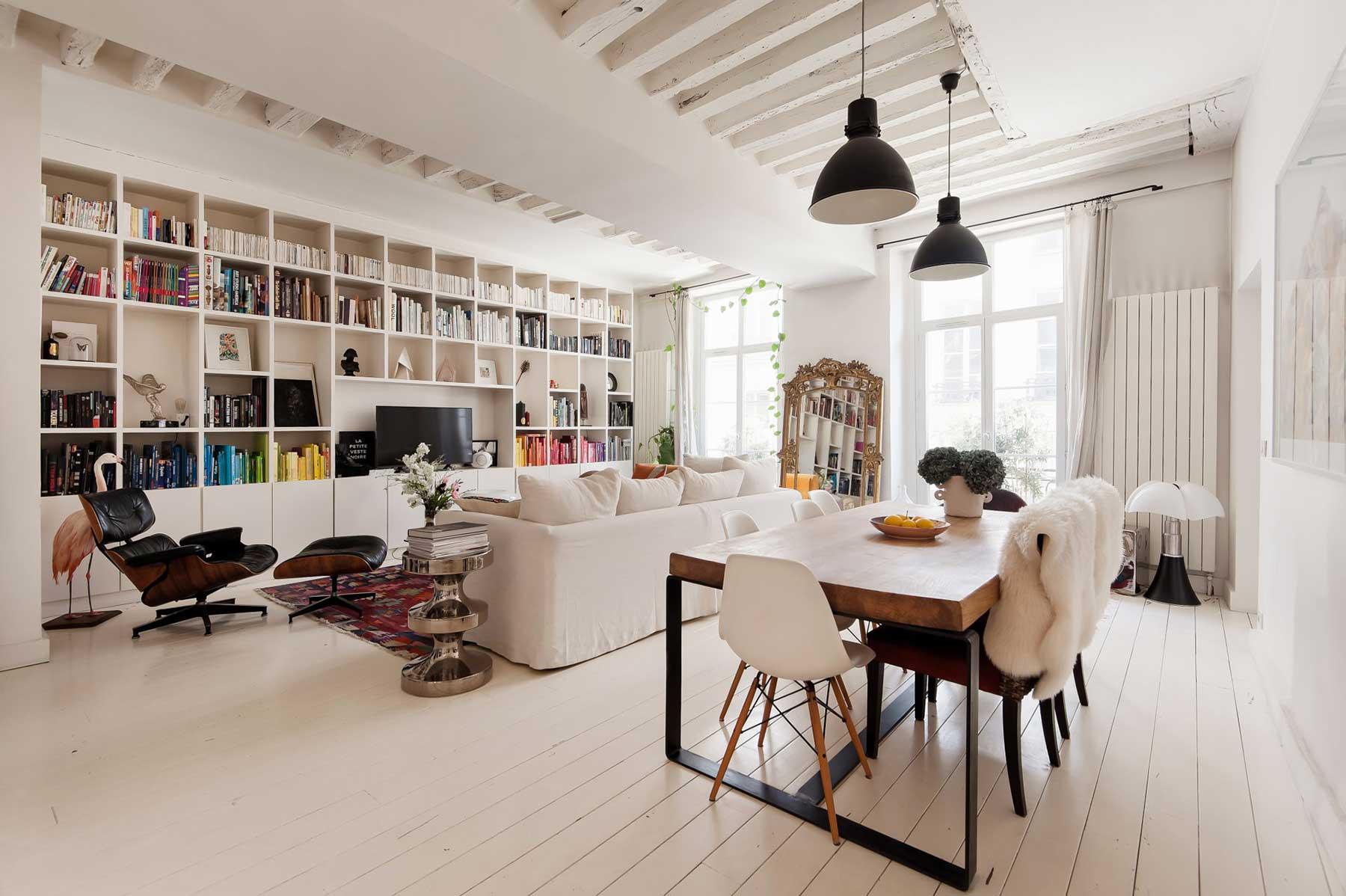 Paris 75003 - France - Apartment , 3 rooms, 1 bedroom - Slideshow Picture 1