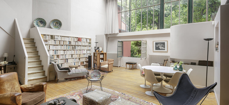 Paris 75018 - Francia - Piso, 8 cuartos, 5 habitaciones - Slideshow Picture 2