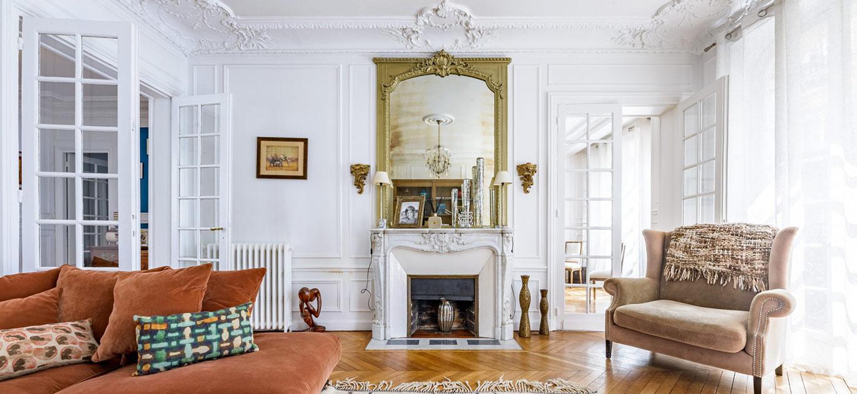 Paris 75016 - France - Apartment, 6 rooms, 4 bedrooms - Slideshow Picture 3