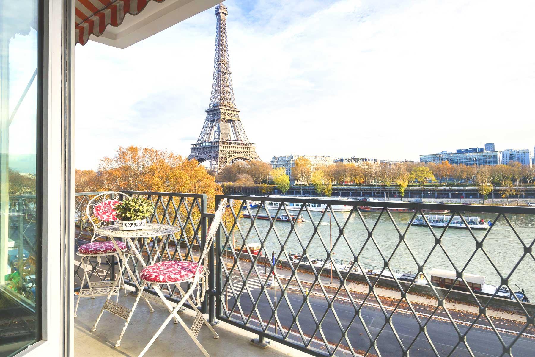 Luxury properties in Paris - Agency BARNES