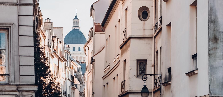 Turismo y bienes inmuebles en el sur de París