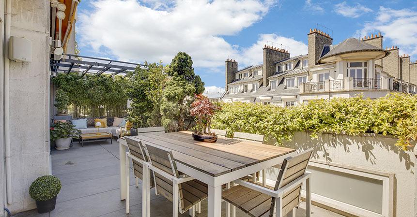 Por qué el mercado inmobiliario de lujo francés resiste a la crisis
