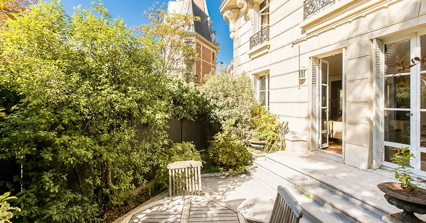 Balcony or terrace: what does an exterior cost in Paris?