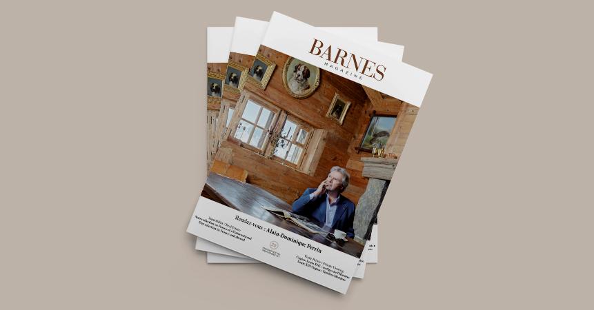 New BARNES Magazine (Spring-Summer 2021)