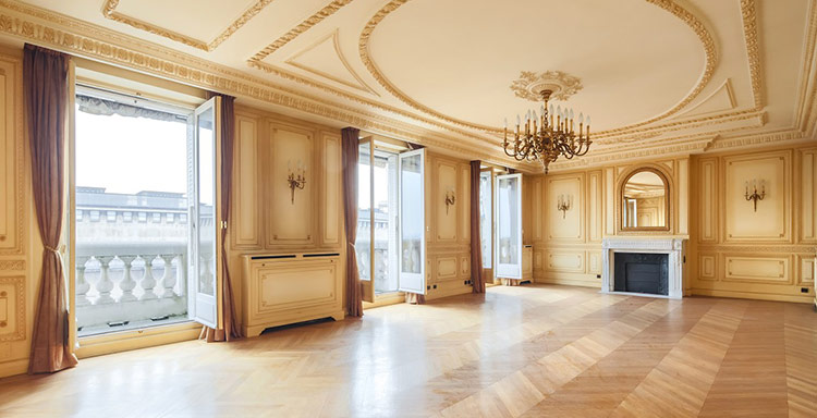 Paris returns to form in the luxury real estate 27 01 for Luxury french real estate